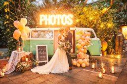Photobus-Hochzeit