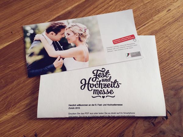 Ticket Fest- und Hochzeitsmesse 2015