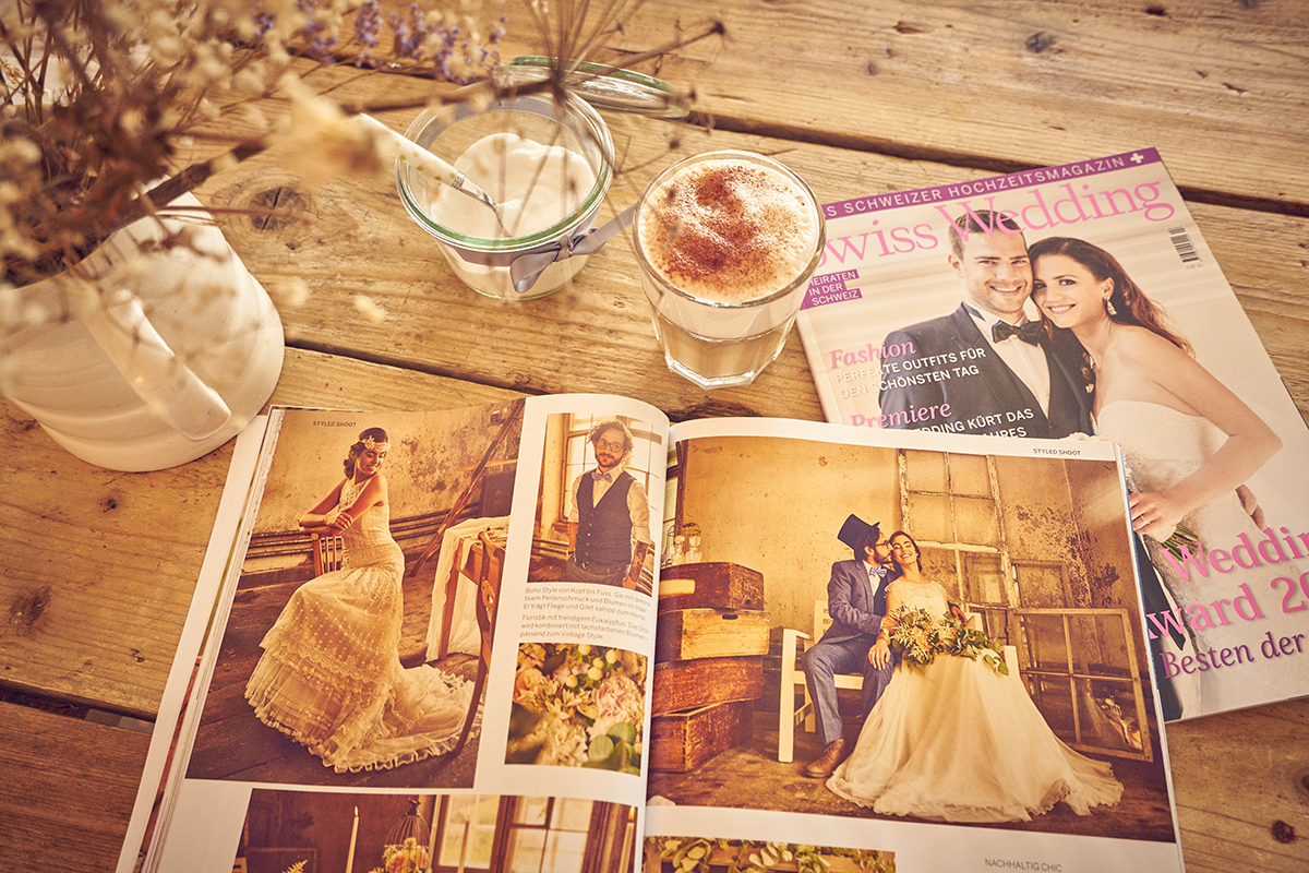 Swiss Wedding Magazin