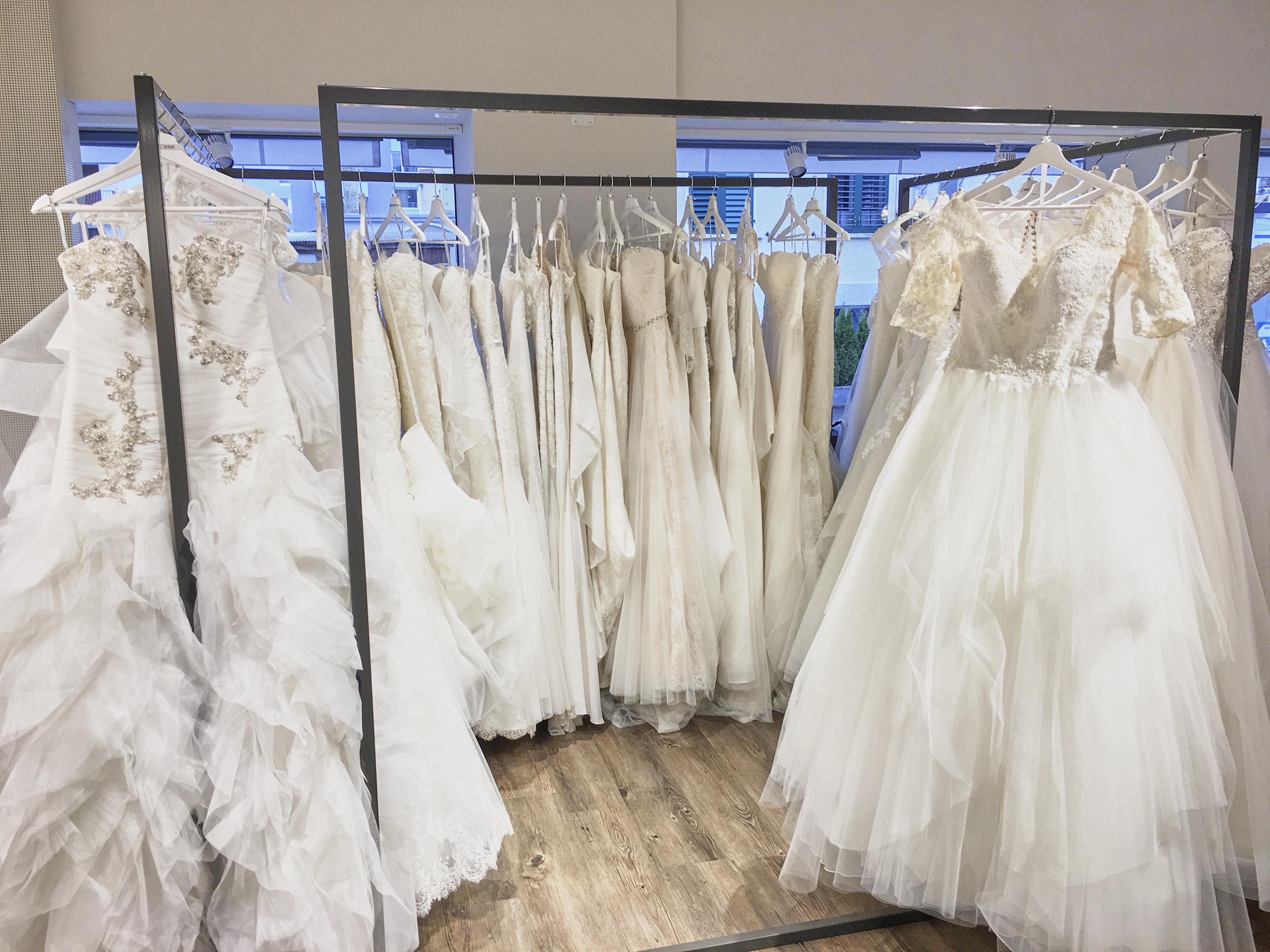 Brautmodengeschäft «The Queen» - Wedding-Photography