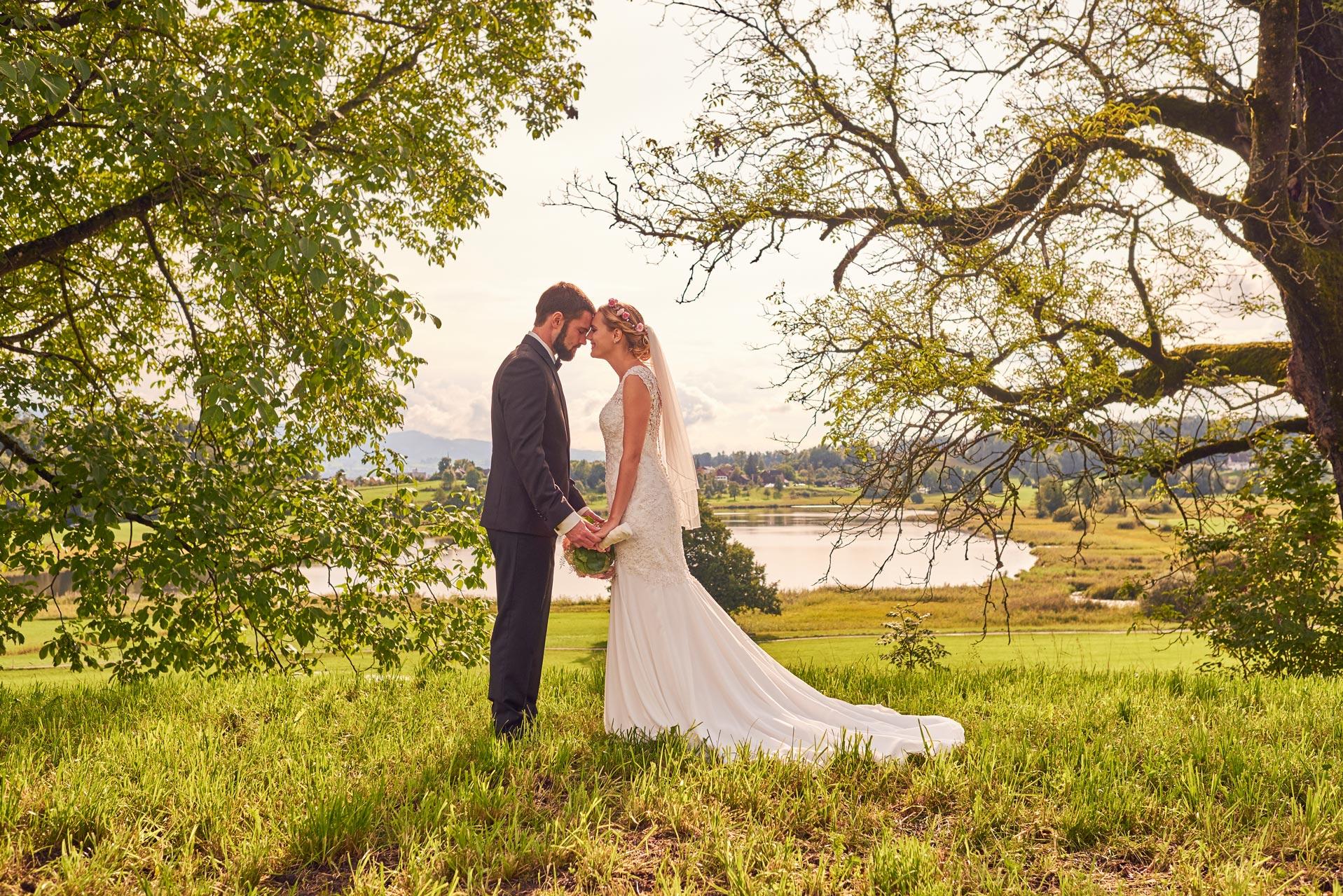 Hochzeitsfotograf Dübendorf