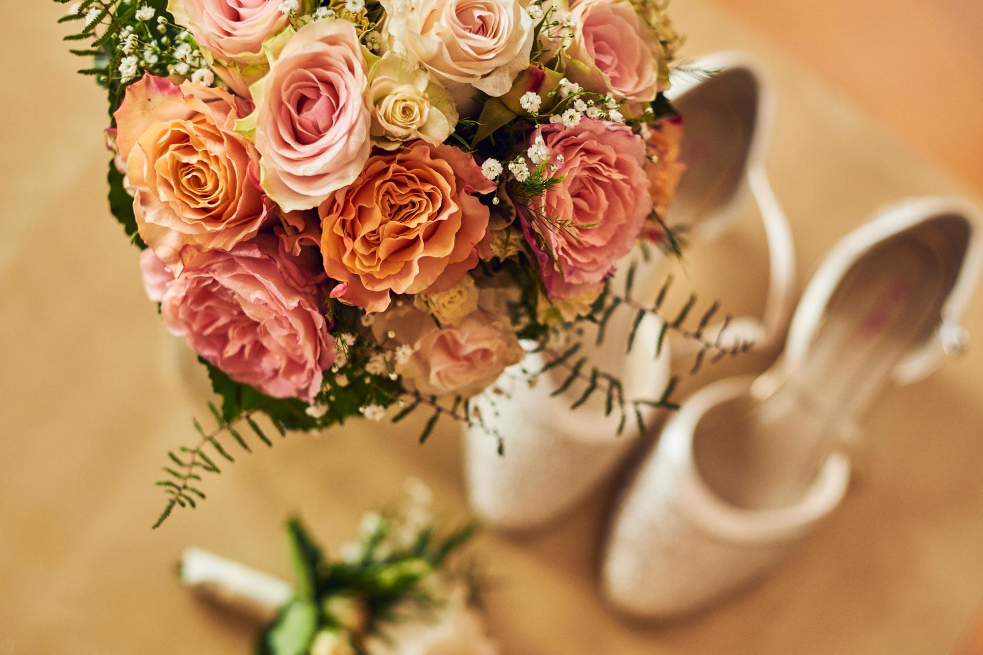 Hochzeitsfotos Blumen