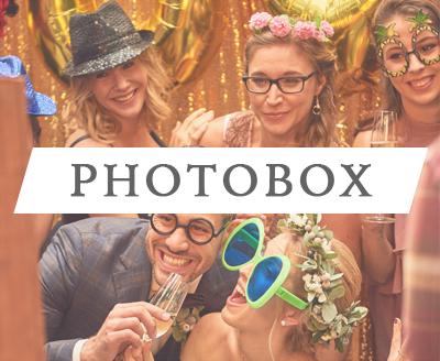 Die Fotobox für Hochzeiten