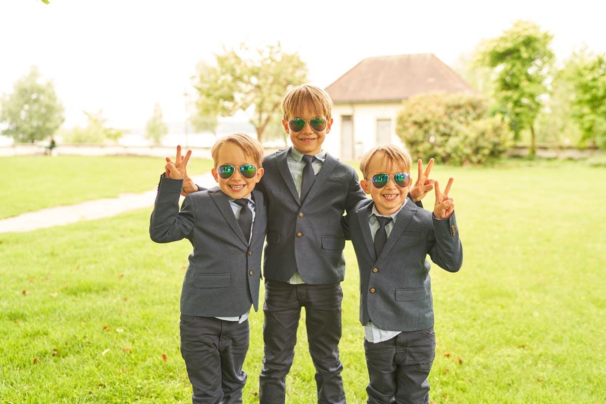 Wedding Photography Gruppenfoto