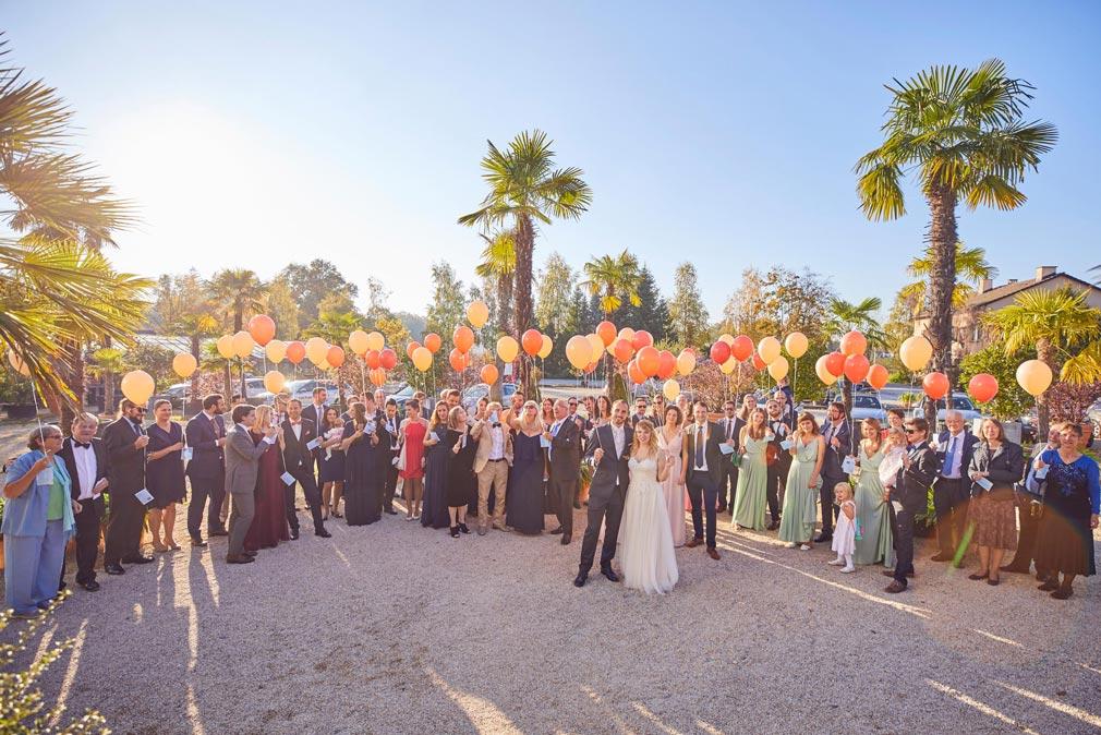 Gruppenfotos Wedding