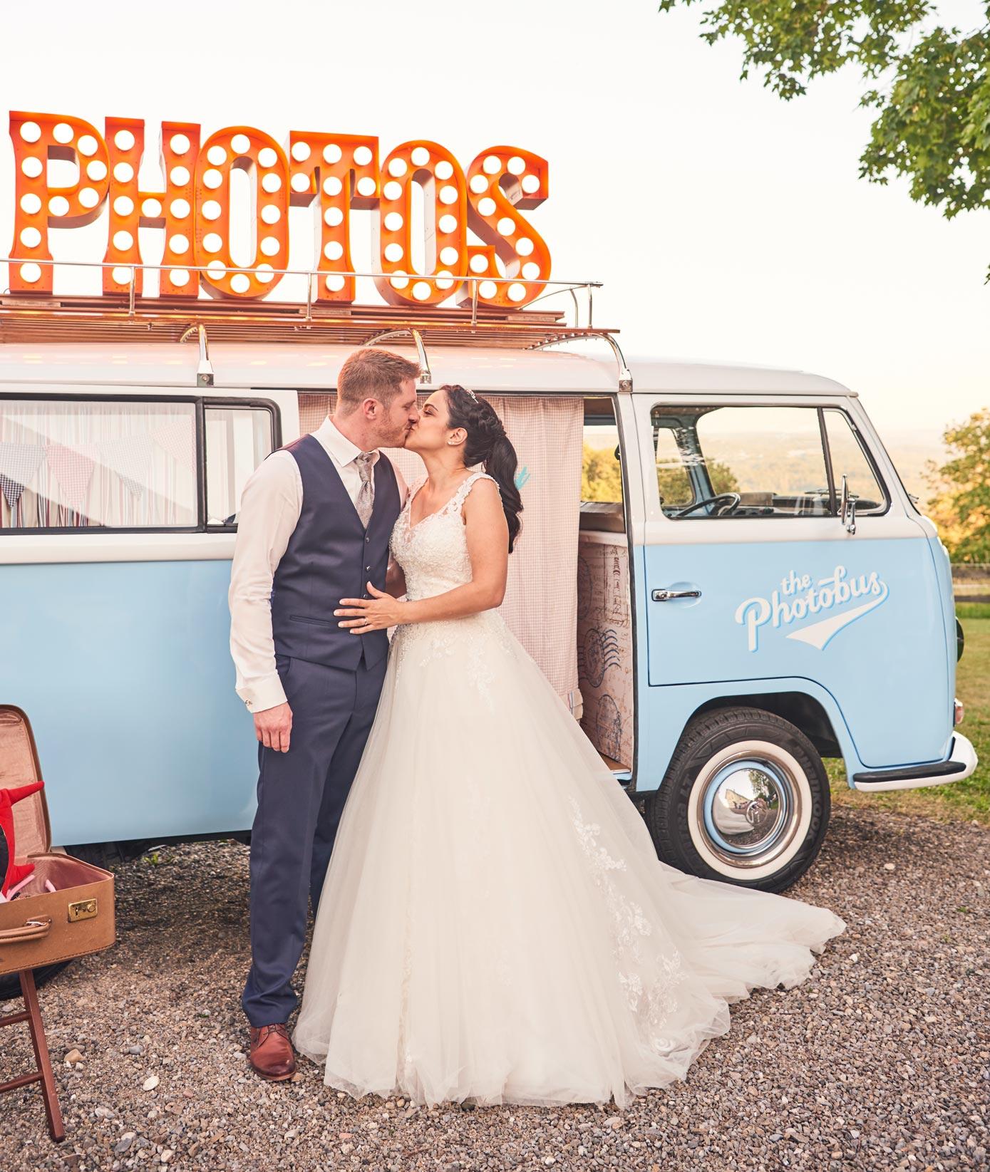 Hochzeitssujets Fotobus